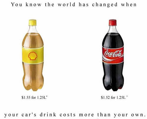 051115drink - your car's drink cost more than yours