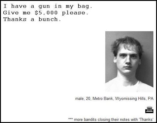 07 - demand notes from real bank robbers