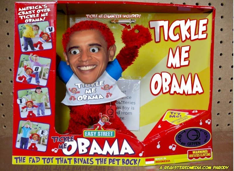 087 - our president like you have never seen before