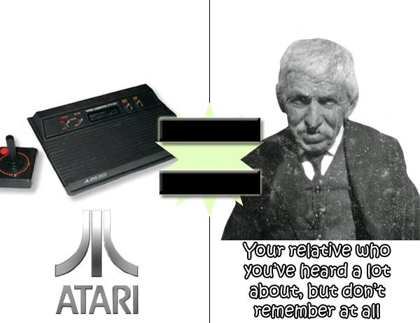1 - 10 consoles and their human equivalents