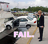 1 - 20 photos proving that women can't drive