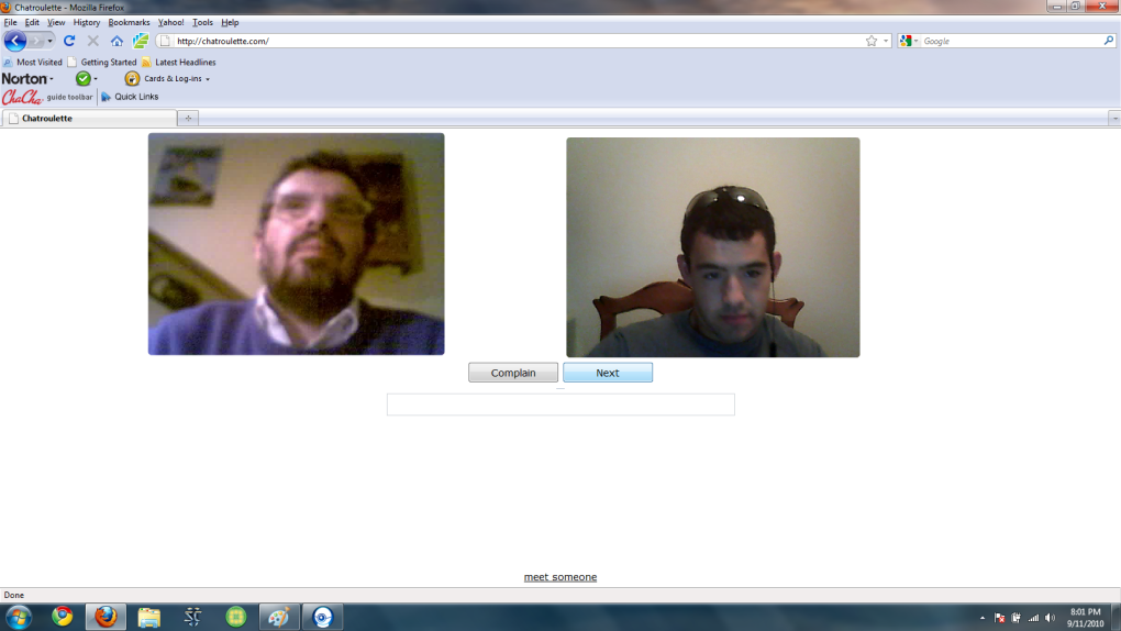 1 - best chatroulette picture's ever!!! new pictures edited 9/11/10 8:40pm