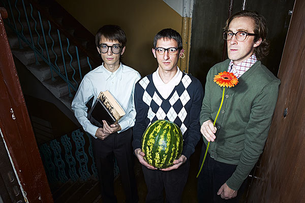 1 - russian nerds party