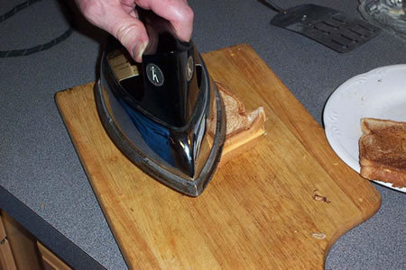 1 - who said you need a microwave oven to heat your food