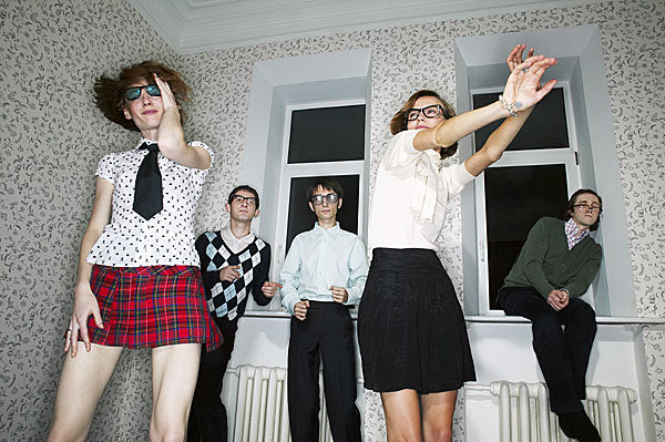 10 - russian nerds party