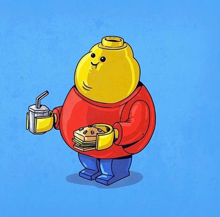 10410971 760615964010722 140734341907030324 n - obese pop culture illustrations by alex solis