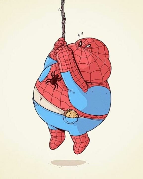 10425063 760615670677418 7816605058161436708 n - obese pop culture illustrations by alex solis