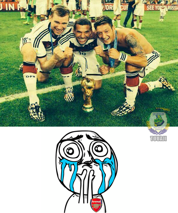 10530739 1106883796018502 3912455213130442290 n - world cup funnies #5 we are the champions
