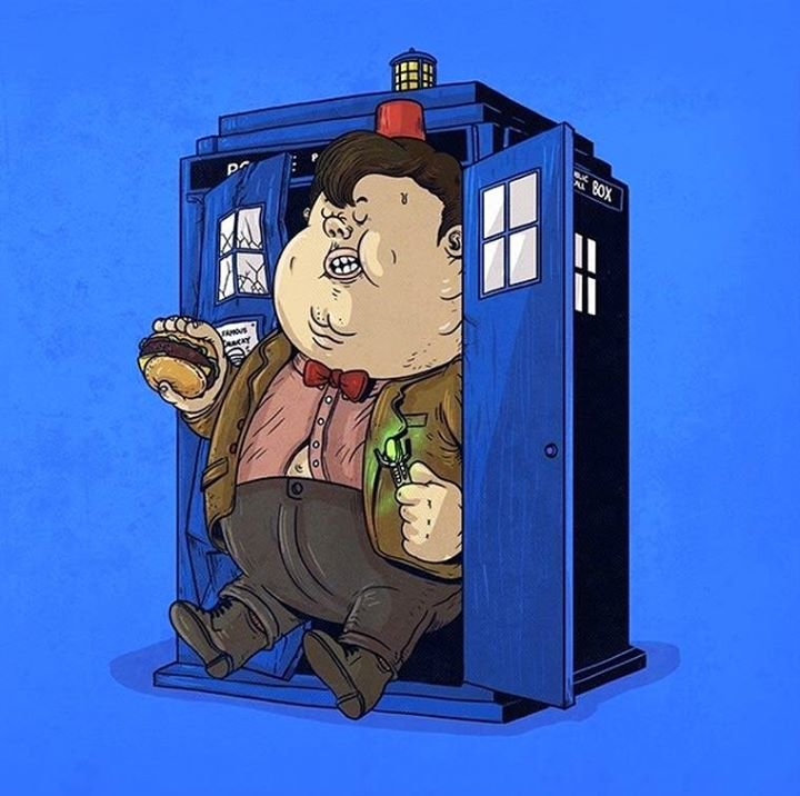 10703532 760615734010745 1027196874307209420 n - obese pop culture illustrations by alex solis