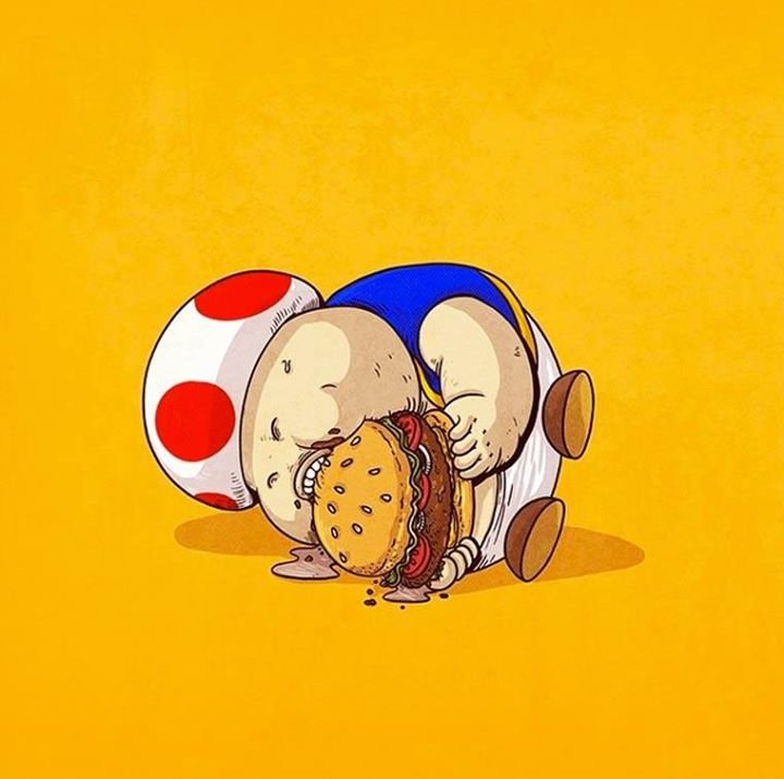 10703780 760615730677412 5129422650570163607 n - obese pop culture illustrations by alex solis