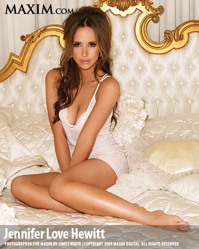 10 jenniferlovehewit hot100 l - maxim's 100 hottest girls of 2009
