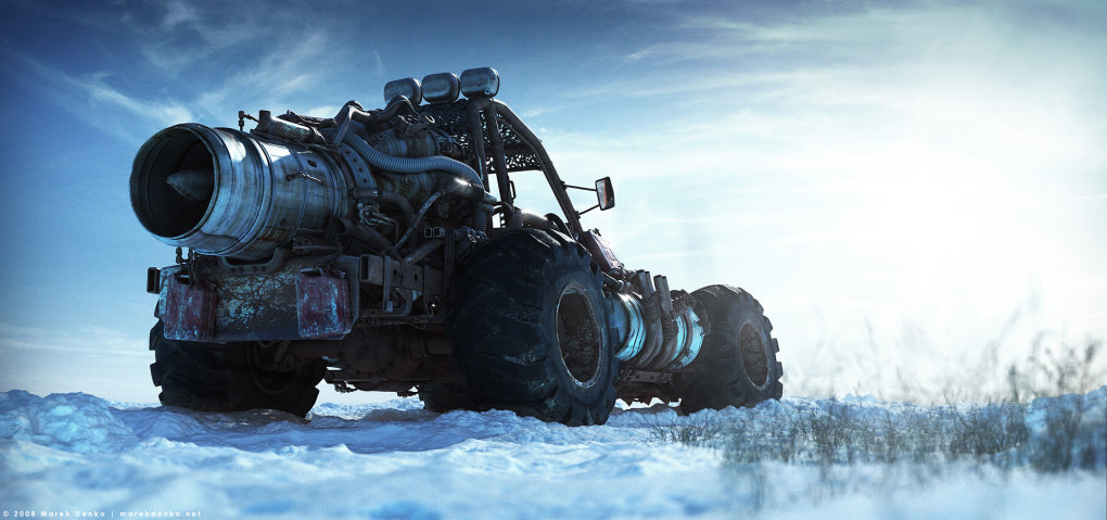 10sbuggy snowfield - whooo first post...wallpapers