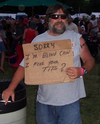 11 - homeless people with funny signs
