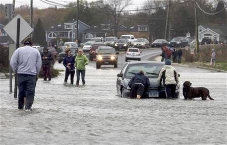 11 - hurricane sandy images (aftermath)