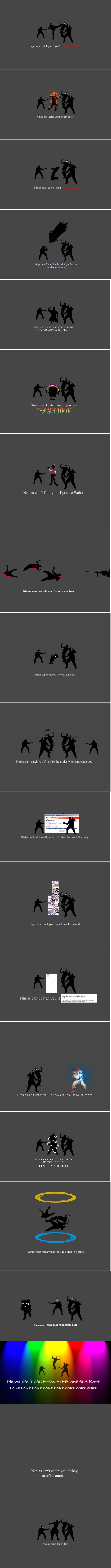 110419 - how to survive a ninja attack