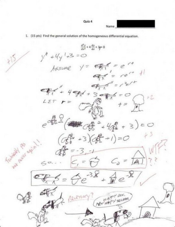 125 - funny exam answers (part1)