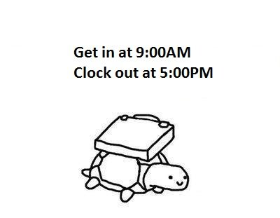 1312694882756 - business turtle has no time for your shenanigans