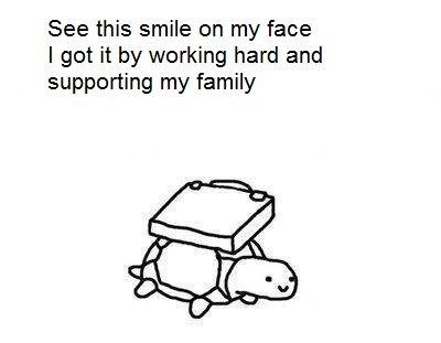 1312697684765 - business turtle has no time for your shenanigans