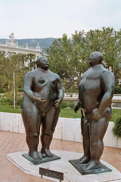 14 - 24 of the world's weirdest statues