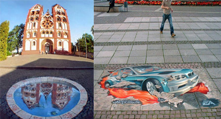 1418829211 d048bf8925 o - amazing chalk drawing!