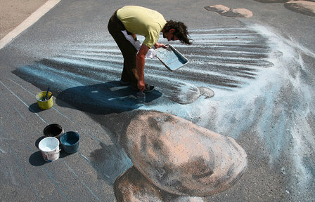 1419711382 7bd3e3263d o - amazing chalk drawing!