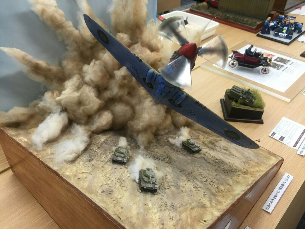 1481506830119572379 - breathtaking war diorama that come to life