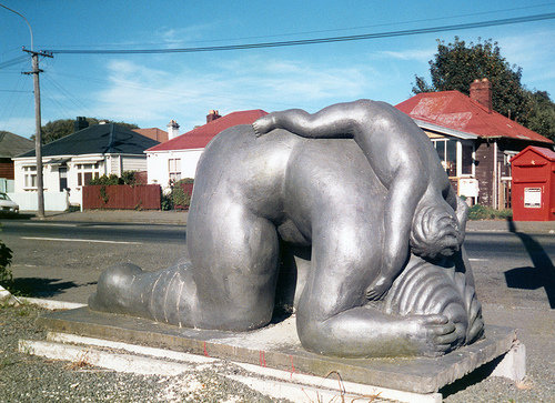 15 - 24 of the world's weirdest statues