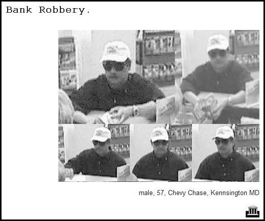17 - demand notes from real bank robbers