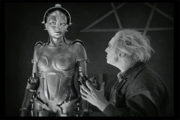 1927 metropolis - the evolution of movie robots