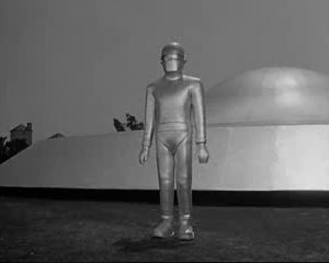 1951 gort - the evolution of movie robots