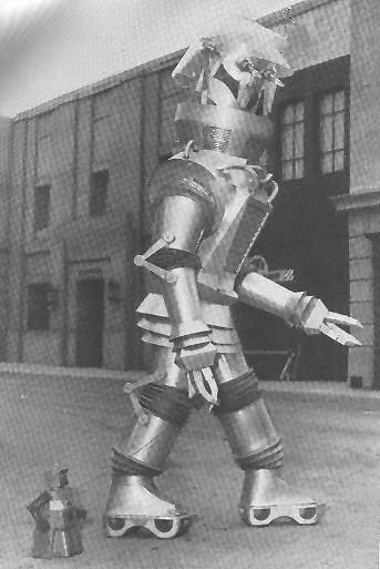 1954 tobor - the evolution of movie robots