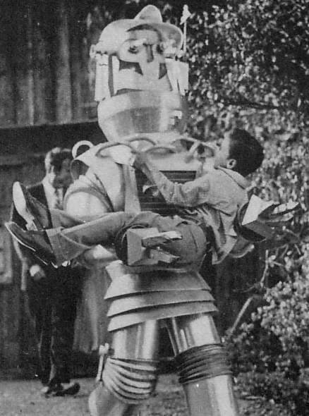 1954 tobor2 - the evolution of movie robots