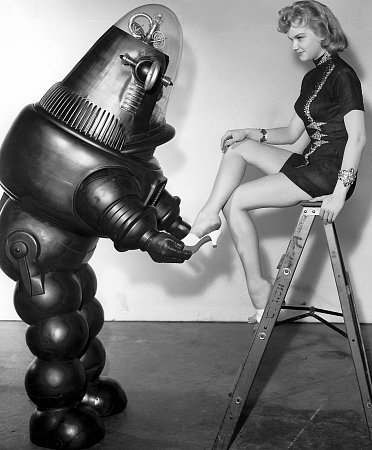 1956 robby - the evolution of movie robots