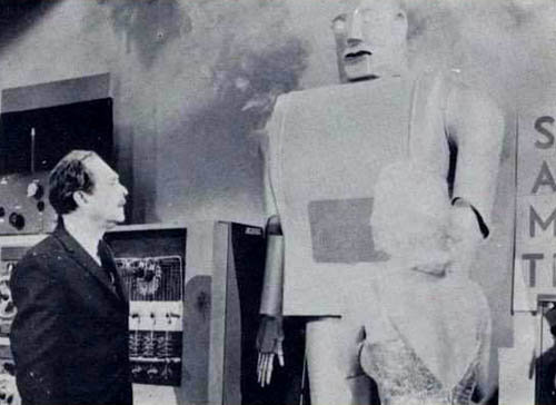 1960 thinko - the evolution of movie robots