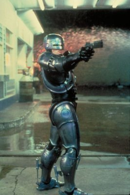 1987 robocop - the evolution of movie robots