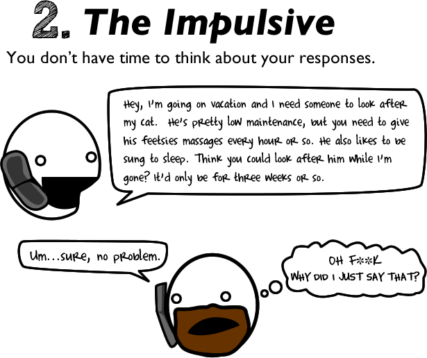 2 - 10 reasons to avoid talking to people on the phone.