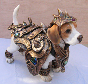 2 - armor for dogs