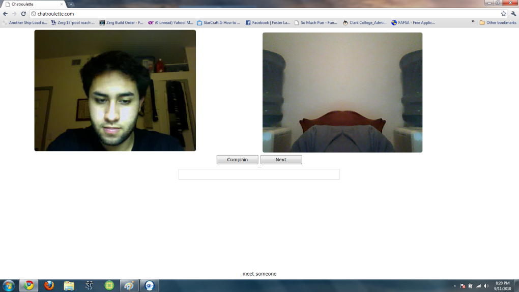 2 - best chatroulette picture's ever!!! new pictures edited 9/11/10 8:40pm