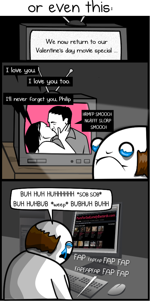 2 - the worst things about valentine's day