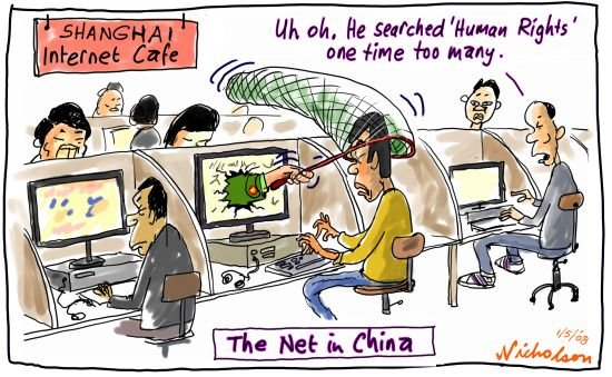 internet china great firewall