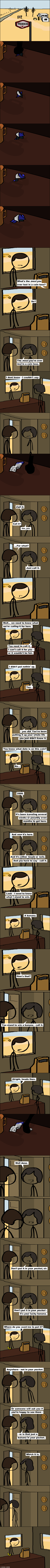 20081221 no quarter - moar comics #12