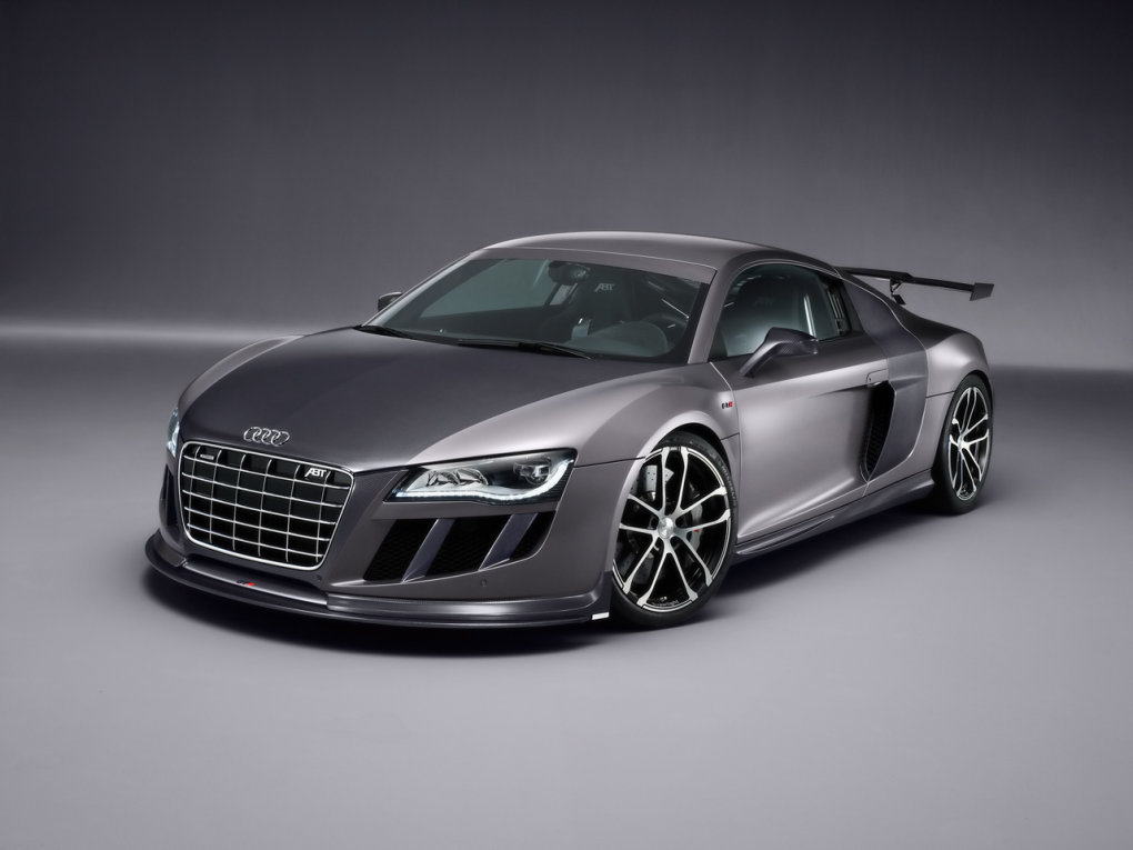 abt audi front angle