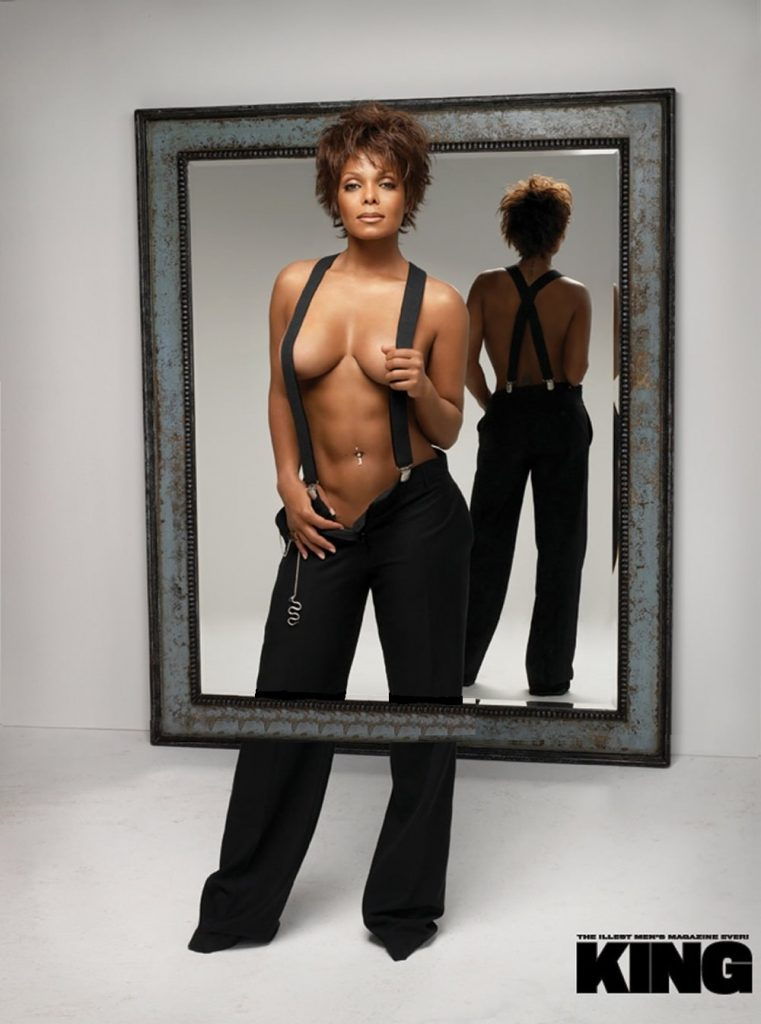 Janet Jackson Keeps It Sexy
