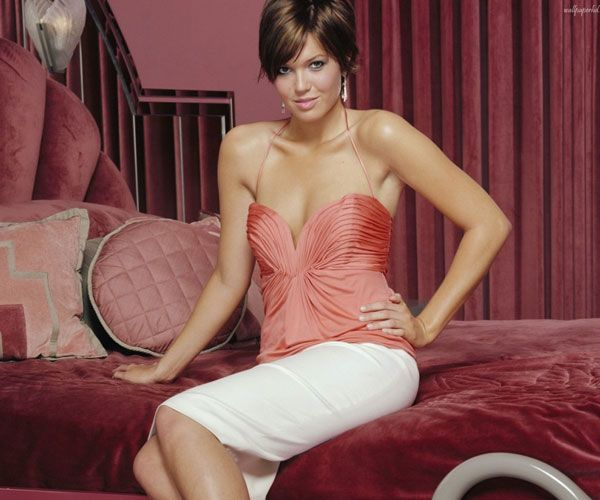 This image has an empty alt attribute; its file name is mandy-moore-lingerie.jpg