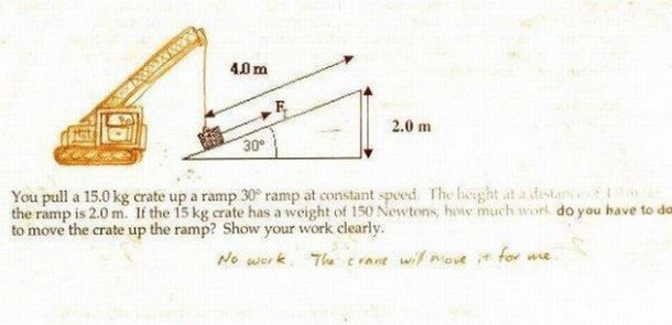 205 - funny exam answers (part1)