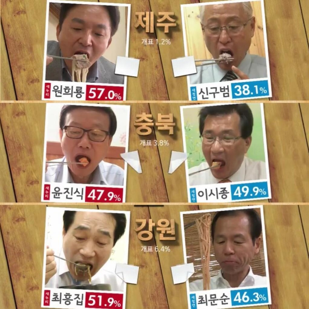 20zwbsy - why can't all election broadcast be as fun and entertaining as the south korea ones?!?!