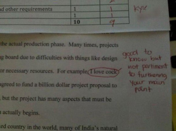 216 - funny exam answers (part1)