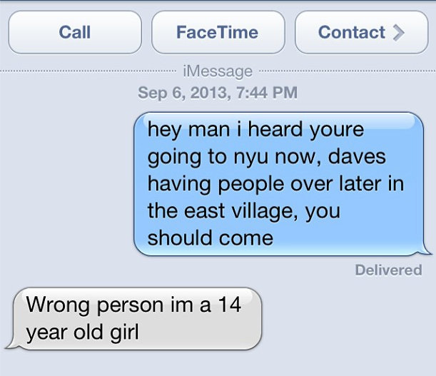 22 the 14 year old - the 30 most important messages of 2013