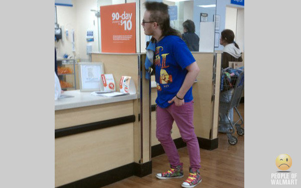 2239 - funny walmart pictures/ fails
