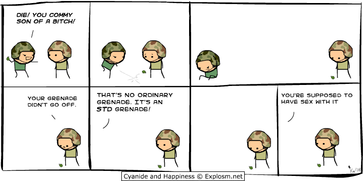 23 - cyanide and happiness collection seven